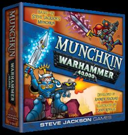 Steve Jackson Games Warhammer 40k Munchkin