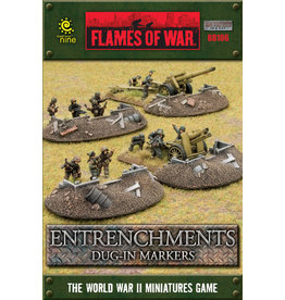 Gale Force 9 Entrenchments - Dug in Markers