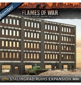 Gale Force 9 Stalingrad Ruins Expansion