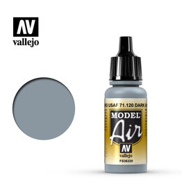 Vallejo Dark Ghost Grey 17ml