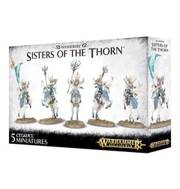 Games Workshop Sisters Of The Thorn