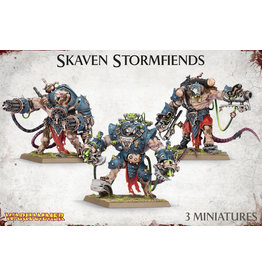 Games Workshop Skaven Stormfiends