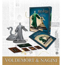 Knight Voldemort & Nagini
