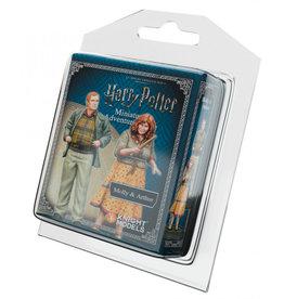 Knight Molly & Arthur Weasley
