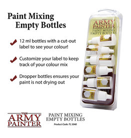 The Army Painter Paint Empty Bottles