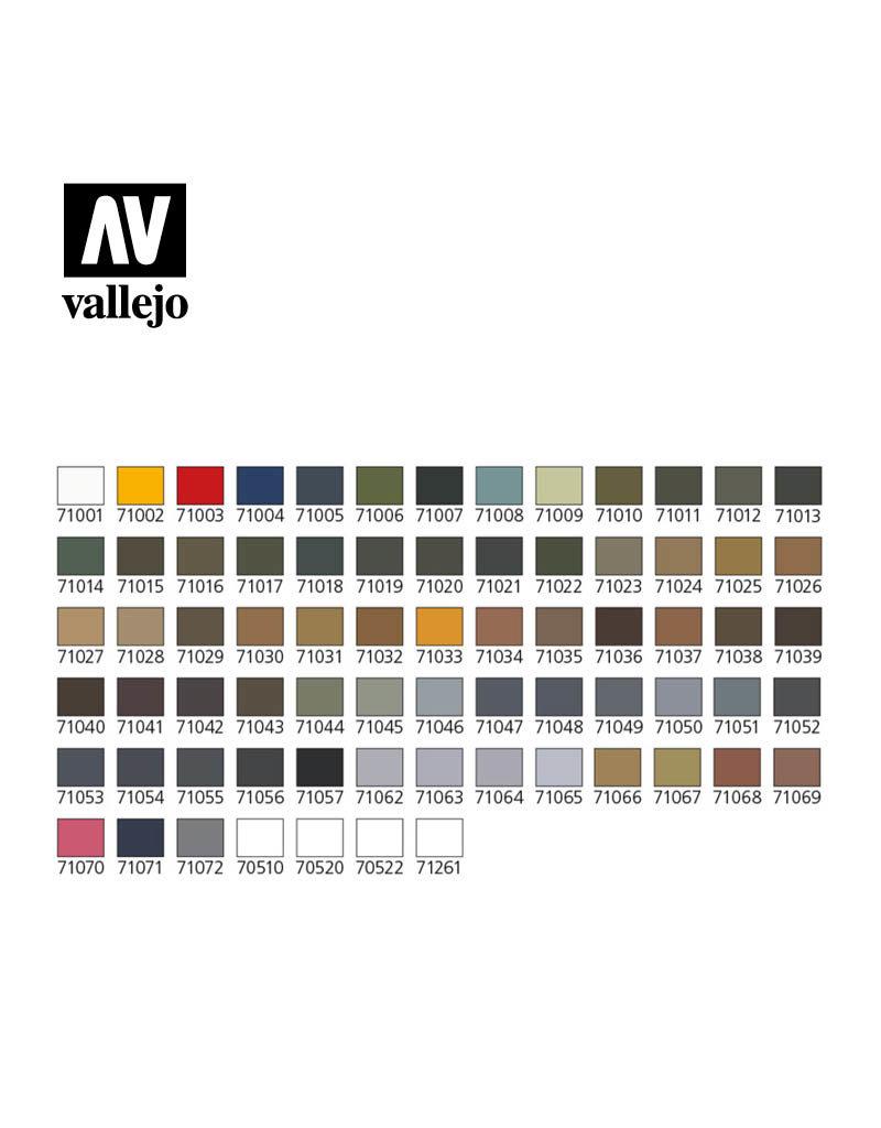 Vallejo Model Air - Basic Range Box Set