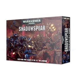 Games Workshop Warhammer 40k Shadowspear (EN)