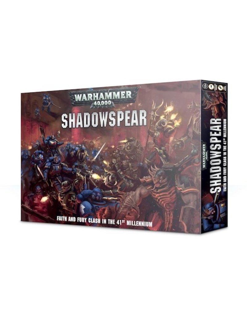 Games Workshop Warhammer 40,000 Shadowspear (EN)