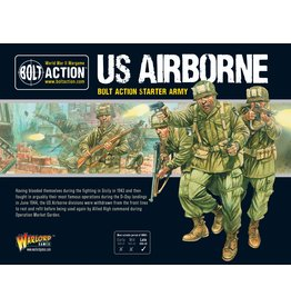 Warlord Games US Airborne Starter Army