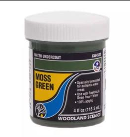 Woodland Scenics Moss Green Water Undercoat
