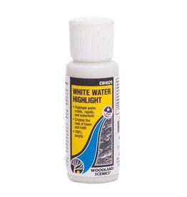 Woodland Scenics White Water Highlight Water Tint