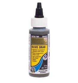 Woodland Scenics Olive Drab Water Tint