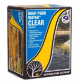 Woodland Scenics Complete Water System - Clear Deep Pour Water