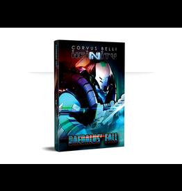 Corvus Belli Daedalus' Fall Expansion Book W/ Exclusive Model