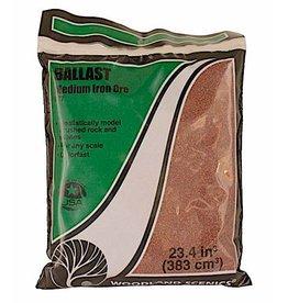 Woodland Scenics Iron Ore Medium Ballast