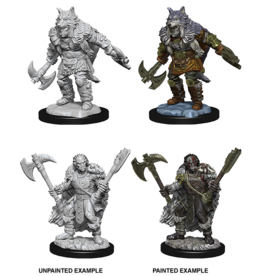 Wizkids Male Half-Orc Barbarian (Wave 9)