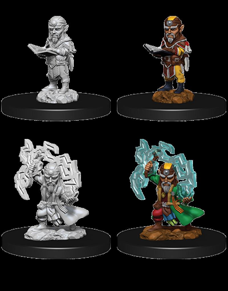 Wizkids Pathfinder Deep Cuts: Male Gnome Sorcerer (Wave 9)
