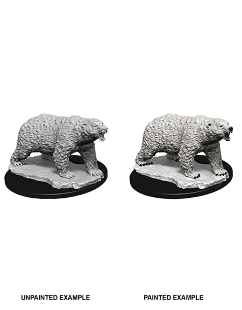 Wizkids Pathfinder Deep Cuts: Polar Bear (Wave 9)