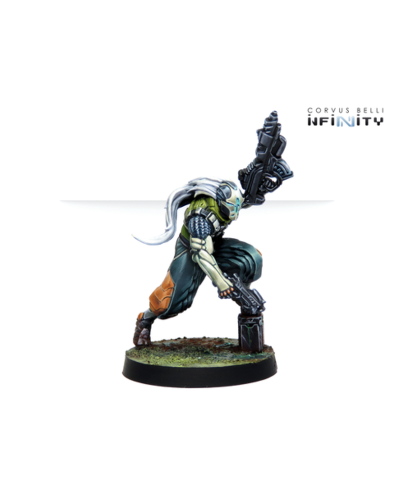 Corvus Belli Mercenaries: Saito Togan (Limited Edition)
