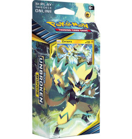 Pokemon Unbroken Bonds Theme Deck – Zeraora