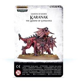 Games Workshop Karanak The Hound Of Vengeance
