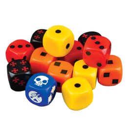 Mantic Games Hellboy: Dice Booster