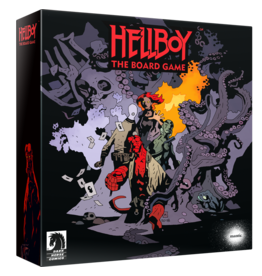 Mantic Games Hellboy: The Board Game