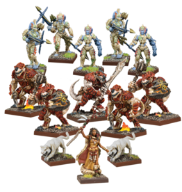 Mantic Games Forces of Nature Warband Set