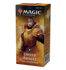 Wizards of the Coast Challenger Deck United Assault (2019)