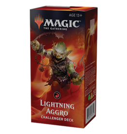 Wizards of the Coast Challenger Deck Lightning Aggro (2019)