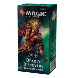 Wizards of the Coast Challenger Deck Deadly Discovery (2019)