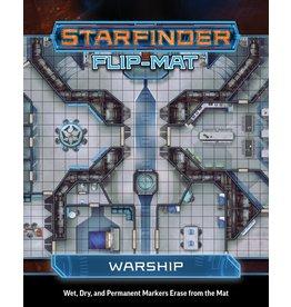 Paizo Flip-Mat Starship: Warship