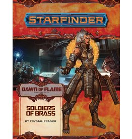 Paizo Soldiers of Brass (Dawn of Flame 2 of 6)