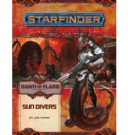 Paizo Sun Divers (Dawn of Flame 3 of 6)