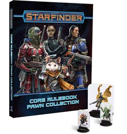 Paizo Starfinder Core Rulebook Pawn Collection