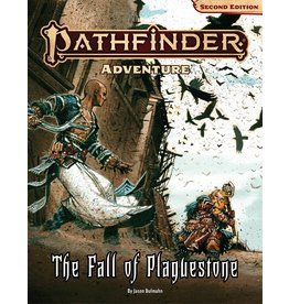 Paizo The Fall of Plaguestone Campaign Book (2nd Edition)