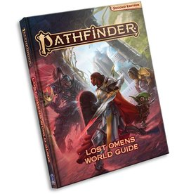 Paizo Lost Omens World Guide (HB) (2nd Edition)