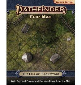 Paizo Flip-Mat The Fall of Plaguestone (2nd Edition)