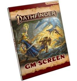 Paizo 2nd Edition GM Screen
