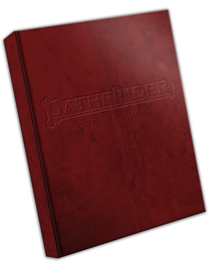 Pathfinder Core Special Edition Rulebook (HB) (2nd Edition)