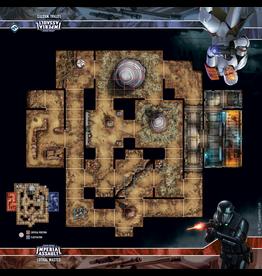 Fantasy Flight Games Lothal Wastes Skirmish Map