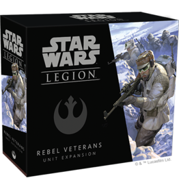 Fantasy Flight Games Rebel Veterans Unit Expansion