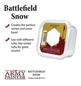 The Army Painter Battlefield Snow