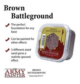 The Army Painter Brown Battleground