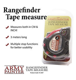 The Army Painter Rangefinder Tape Measure