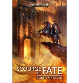 Games Workshop Scourge Of Fate (HB)