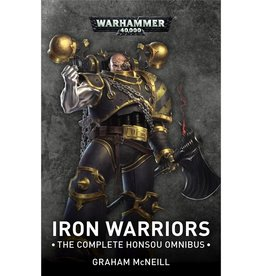 Games Workshop Iron Warriors: The Complete Omnibus (SB)