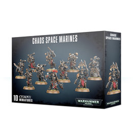 Games Workshop Chaos Space Marines Squad