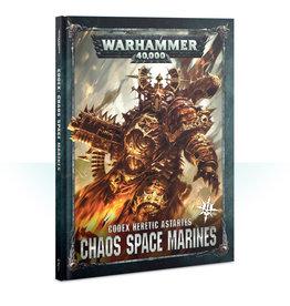 Games Workshop Codex: Chaos Space Marines REPRINT (8th Edition) (EN)