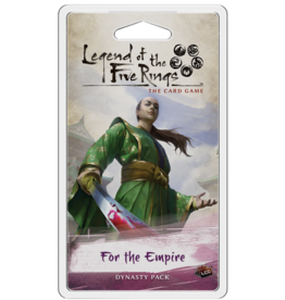 Fantasy Flight Games For The Empire Dynasty Pack